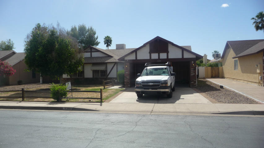 1024 N SHANNON &#8212; Mesa, AZ 85205